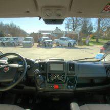 Wohnmobilvermietung Augsburg - Wohnmobil Roadcar R 640