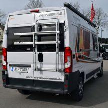 Wohnmobilvermietung Augsburg - Wohnmobil Weinsberg Carabus 601K